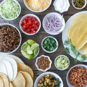 Make Your Own Tacos