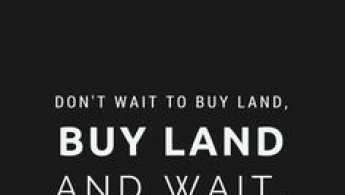Don't wait to buy la