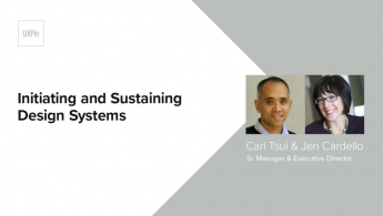 Initiating and Adopting Enterprise Design Systems by Carl Tsui and Jen Cardello