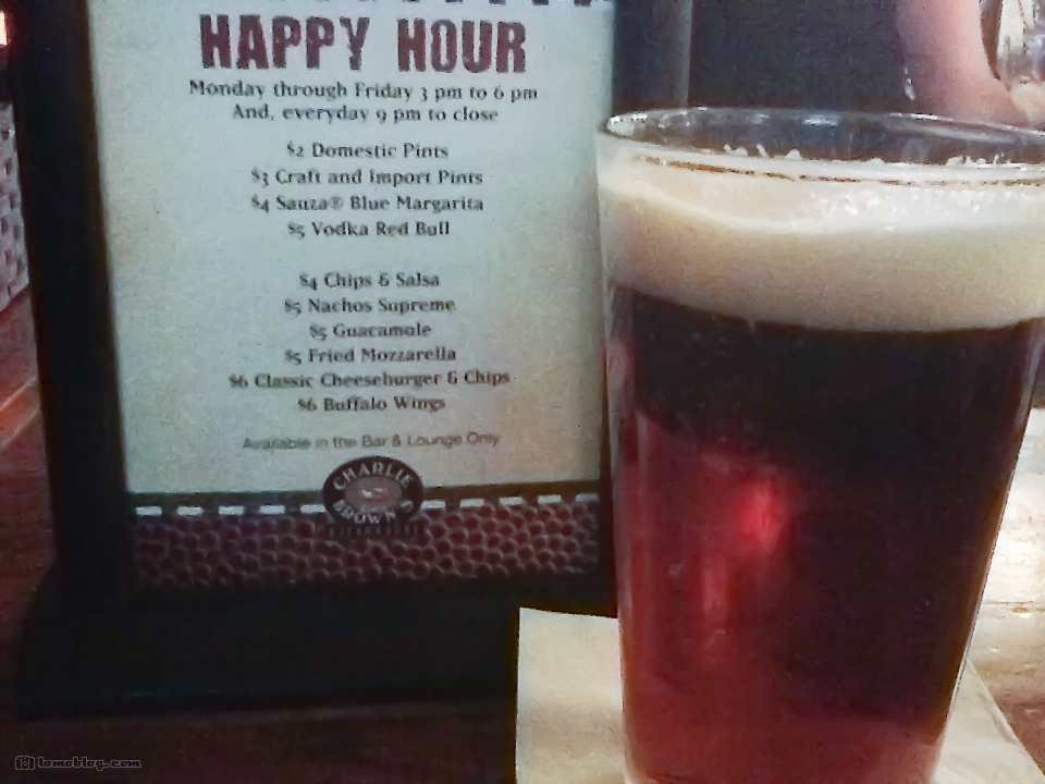 Day 76 – Happy Hour